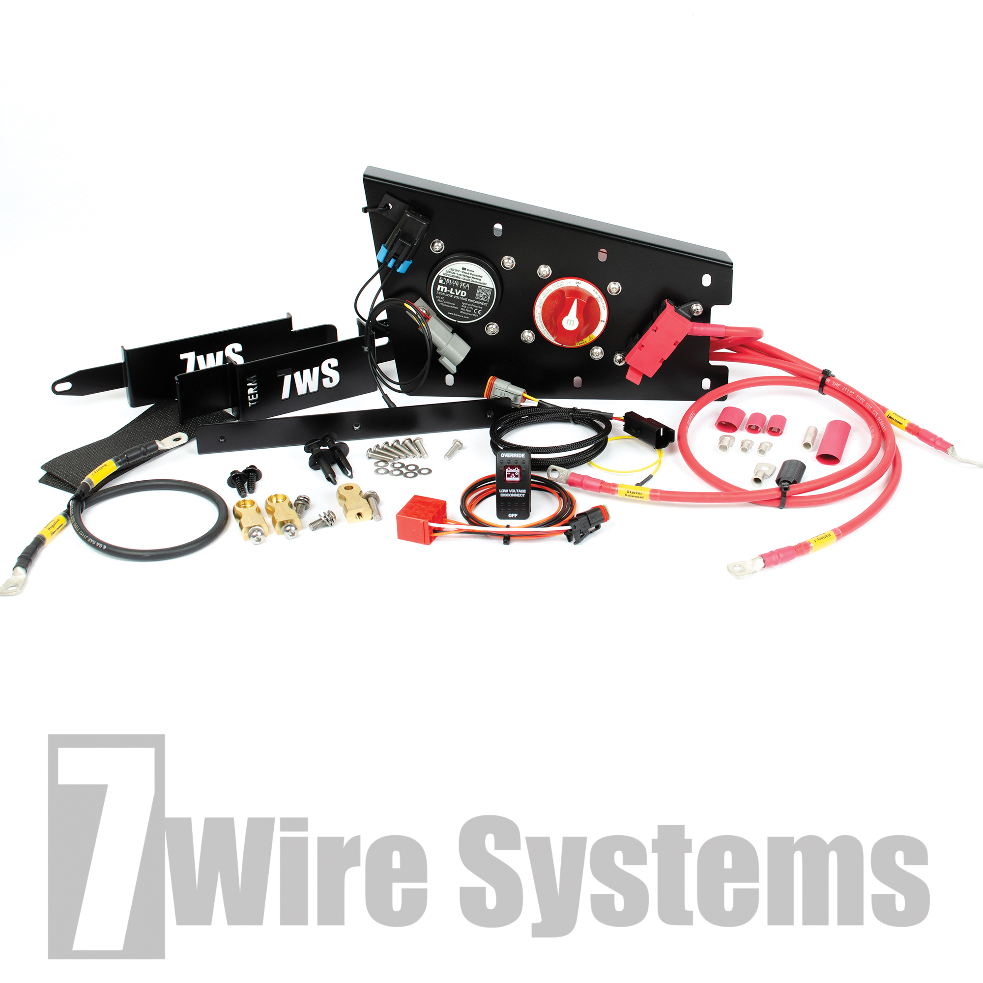 RZR GEN2 Dual Battery Kit