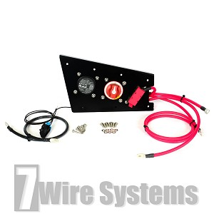 RZR Dual Battery Kit